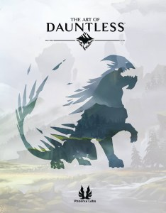 Art of Dauntless HC