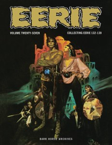 Eerie Archives HC Vol 27