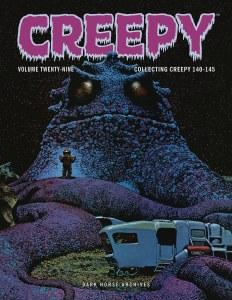 Creepy Archives HC Vol 29
