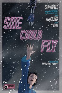 She Could Fly TP Vol 02 Lost Pilot