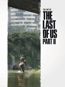 Art of the Last of Us Part II HC