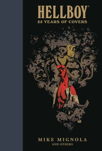 Hellboy HC 25 Years of Covers