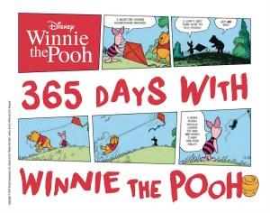 365 Days With Winnie the Pooh HC