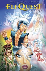Elfquest Stargazers Hunt TP