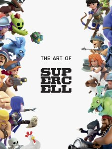 Art of Supercell 10 Anniversary Edition HC