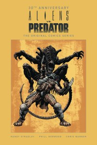 Aliens vs Predator 30th Anniversarv Original Comic Series HC