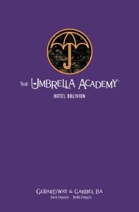 Umbrella Academy Library HC Vol 03 Hotel Oblivion