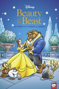 Beauty & Beast Story of the Movie in Comics HC