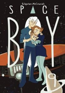 Space Boy TP Vol 09
