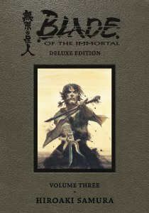 Blade of the Immortal Deluxe HC Vol 03