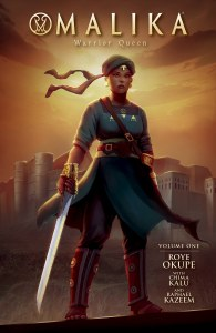 Malika Warrior Queen TP Vol 01