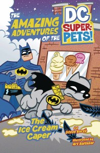 DC Super Pets Ice Cream Caper TP