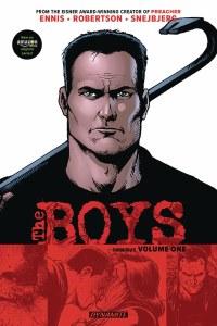 Boys Omnibus TP Vol 01