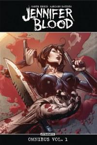 Jennifer Blood Omnibus TP Vol 01
