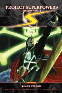 Project Superpowers Omnibus TP Vol 02 Black Terror