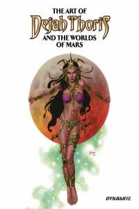 Art of Dejah Thoris & the Worlds of Mars HC
