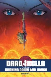 Barbarella TP Vol 03 Burning Down House