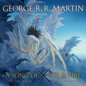 Song of Ice and Fire 2020 Calendar