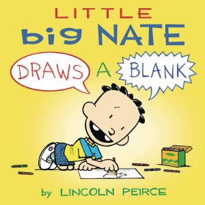 Little Big Nate Board Book