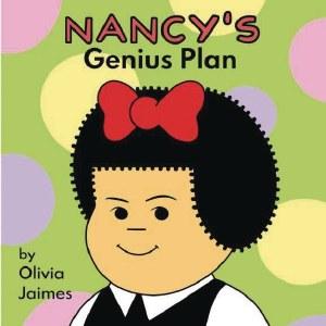 Nancys Genius Plan Board Book