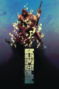 Rumble TP Vol 05 Things Remote