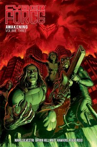 Cyber Force Awakening TP Vol 03