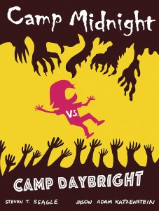 Camp Midnight GN Vol 02 Signed