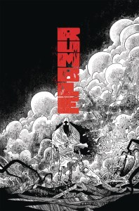 Rumble TP Vol 06 Last Knight