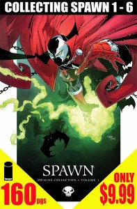 Spawn Origins TP Vol 01 New Ptg