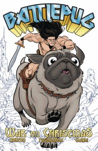 Battlepug TP Vol 01 War On Christmas