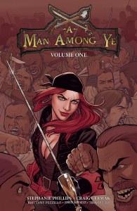 A Man Among Ye TP Vol 01