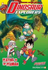 Dinosaur Explorers Vol 3 Playing in the Permian