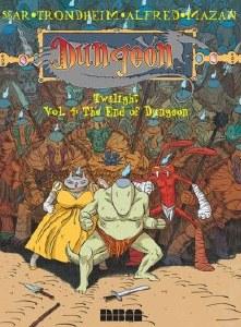 Dungeon Twilight Vol 4 End of Dungeon