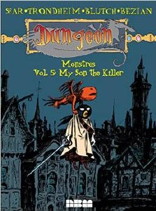 Dungeon Monstres VOL 05 My Son The Killer