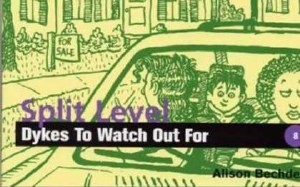 Dykes To Watch Out For Vol 08 Split Level