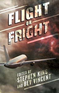 Flight or Fright 17 Turbulent Tales HC