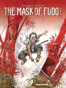 Mask of Fudo HC Vol 01