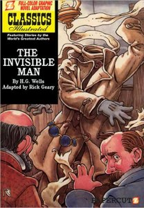 Classics Illustrated Volume 02 The Invisible Man