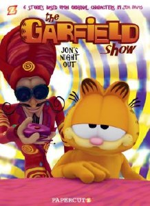 Garfield Show Vol 02 Jons Night Out
