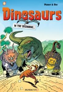 Dinosaurs Vol 01 In the Beginning HC