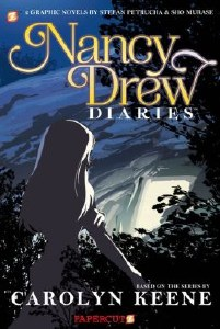 Nancy Drew Diaries Demon of River Heights Writ in Stone