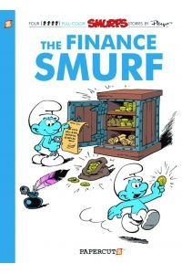 Smurfs Vol 18 The Finance Smurf HC
