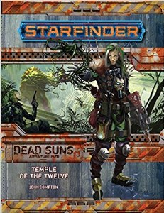 Starfinder Adventure Path #02 Dead Suns Temple of the Twelve (2 of 6)