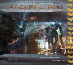 Pacific Rim Man Machines and Monsters HC