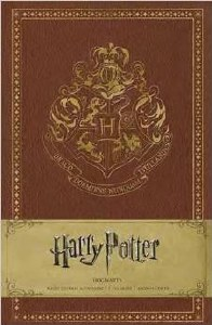 Harry Potter Hogwarts Ruled Notebook