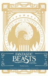 Fantastic Beasts Macusa Journal