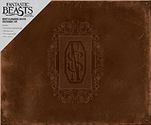 Fantastic Beasts and Where to Find Them Newt Scamander Deluxe Stationery Box Set