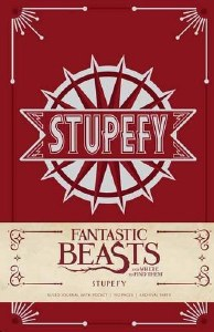 Fantastic Beasts and Where to Find Them Stupefy Journal