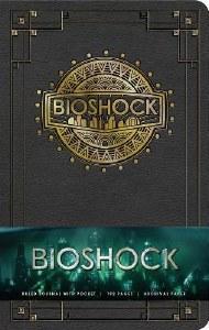 Bioshock Hardcover Journal