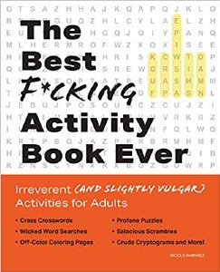 Best Fucking Activity Book Ever